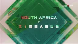 South Africa vs Zimbabwe - 1st T20I - HDTV - Part 1 of 4