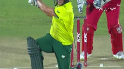 South Africa vs Zimbabwe - 1st T20I - HDTV - Part 2 of 4