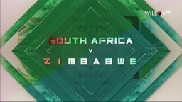 South Africa vs Zimbabwe - 1st T20I - HDTV - Part 3 of 4