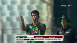 Bangladesh vs Zimbabwe 3rd ODI Match Highlights - October 26th, 2018 - 10/26/2018 - HDTV - Watch Online Part 1 of 3
