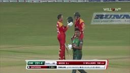 Bangladesh vs Zimbabwe 3rd ODI Match Highlights - October 26th, 2018 - 10/26/2018 - HDTV - Watch Online Part 2 of 3