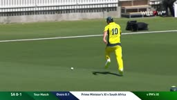Prime Ministers XI .vs. South Africa Practice Match Highlights - October 30th, 2018 - 10/30/2018 - HDTV - Watch Online P