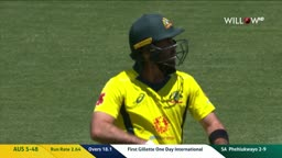 Australia vs South Africa 1st ODI Match Highlights - November 3rd, 2018 - 11/03/2018 - HDTV - Watch Online Part 2 of 4