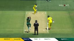 Australia vs South Africa 2nd ODI Match Highlights - November 8th, 2018 - 11/08/2018 - HDTV - Watch Online Part 1 of 2