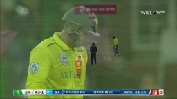 South Africa vs Zimbabwe 2nd T20I Match Highlights – October, 12th 2018 - HDTV - Watch Online Part 2 of 2