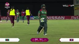West Indies Women vs Bangladesh Women, ICC Womens World T20 2018 3rd Match Highlights - November 9th, 2018 - 11/09/2018