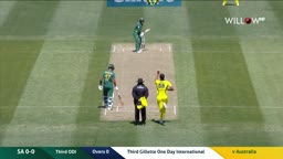 Australia vs South Africa 3rd ODI Match Highlights - November 11th, 2018 - 11/11/2018 - HDTV - Watch Online Part 1 of 4