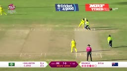 Australia Women vs Ireland Women ICC Womens World T20 2018 6th Match Highlights - November 11th, 2018 - 11/11/2018 - HDT