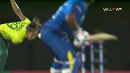 Sri Lanka Women vs South Africa Women ICC Womens World T20 2018 8th Match Highlights - November 12th, 2018 - 11/12/2018