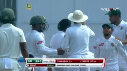 Bangladesh vs Zimbabwe - 2nd Test Match Day 5 Cricket Highlights - November 14th, 2018 - 11/14/2018 - HDTV - Watch Onlin