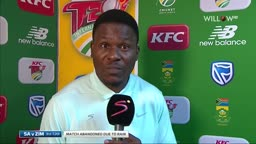 South Africa vs Zimbabwe 3rd T20I Match Highlights – October, 14th 2018 - HDTV - Watch Online Part 2 of 2