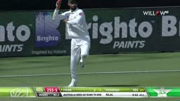 Pak vs Aus - 1st Test Match Day 5 Cricket Highlights - Part 3 of 4